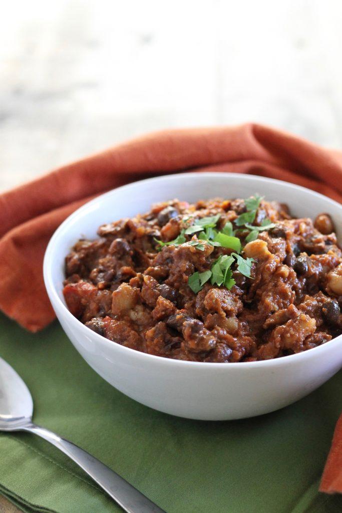 Healthy Turkey Chili l www.littlechefbigappetite.com l Gluten-Free, Low Carb, Low Sugar