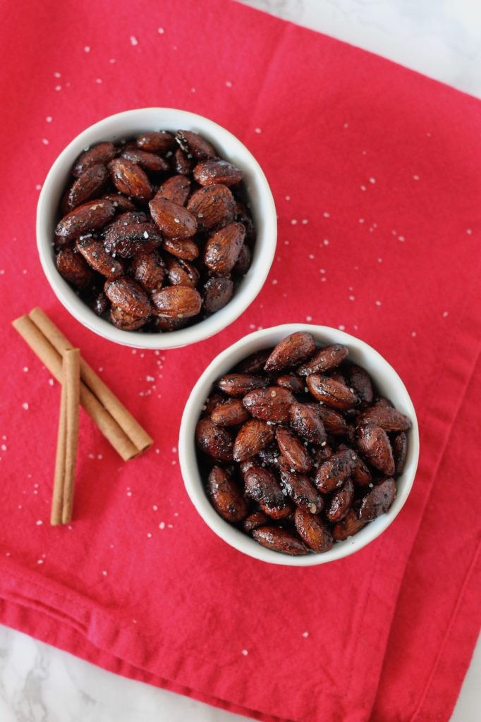 Spiced Roasted Almonds | www.littlechefbigappetite.com 4