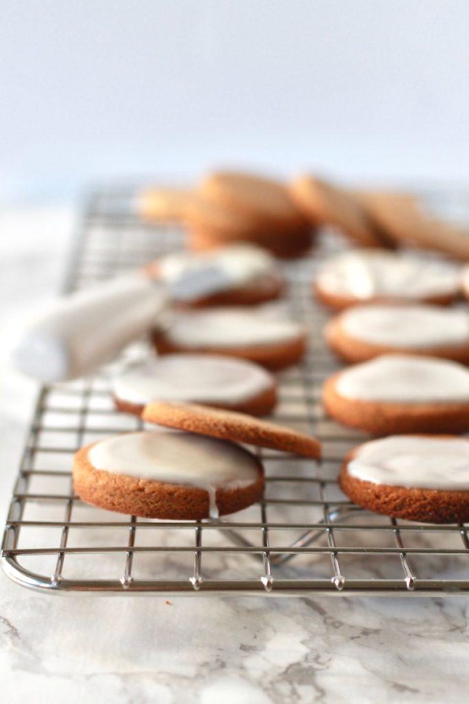 Almond Flour Tea Cookies | littlechefbigappetite.com 1