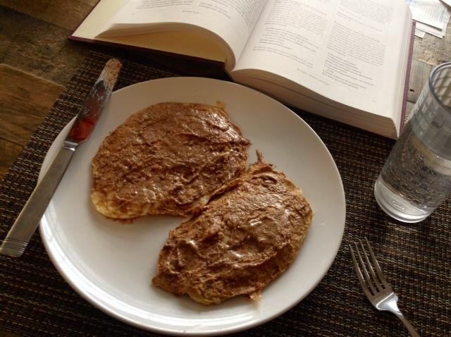 Protein Pancakes | www.littlechefbigappetite.com