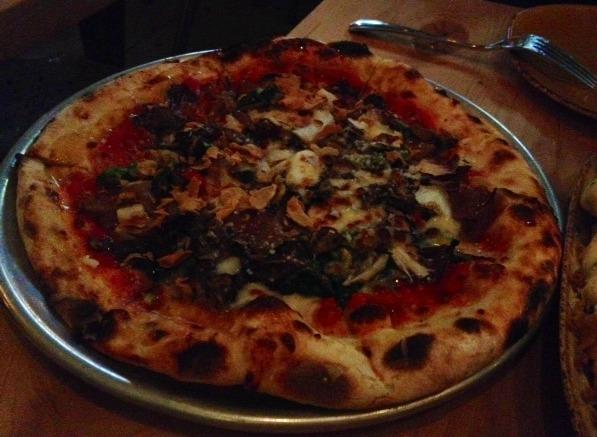 Wildcraft Pizza Culver City | www.littlechefbigappetite.com