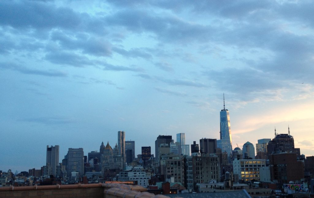 New York City Skyline | www.littlechefbigappetite.com