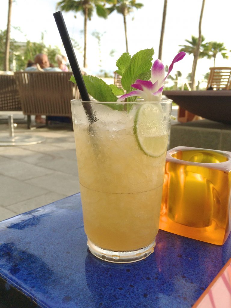 Andaz Maui Cocktails   www.littlechefbigappetite.com