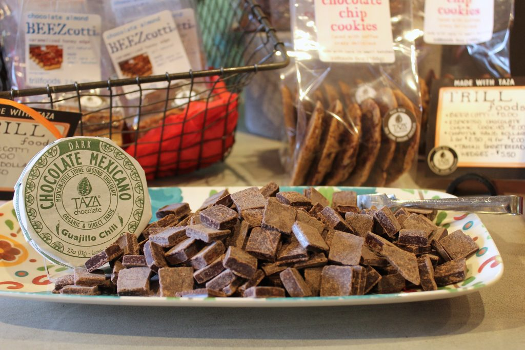 Taza Chocolate Factory Tour Boston | www.littlechefbigappetite.com 3