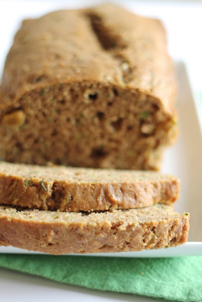 Healthy Whole Wheat Zucchini Bread RecipeHealthy Whole Wheat Zucchini Bread Recipe | www.littlechefbigappetite.com 4