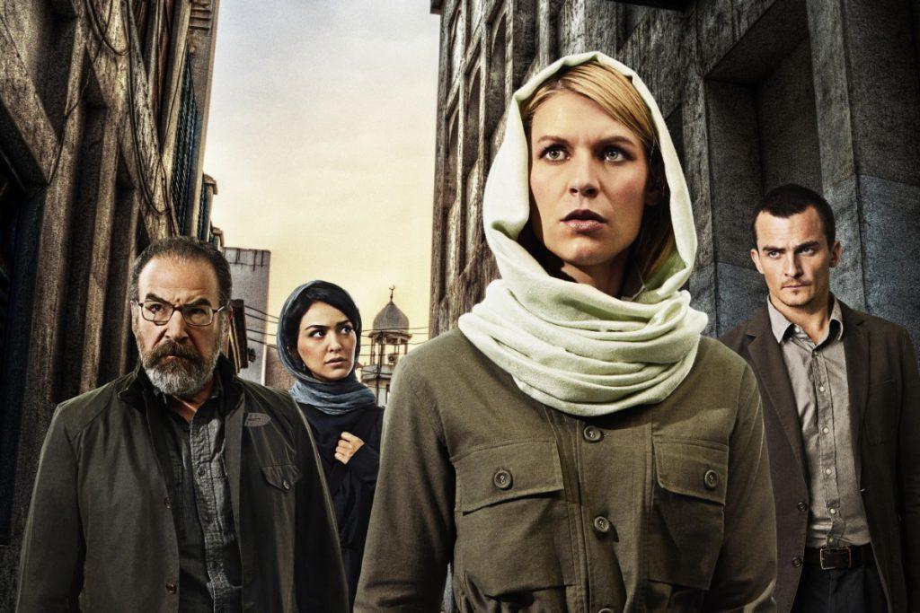 Homeland HBO TV Show Image