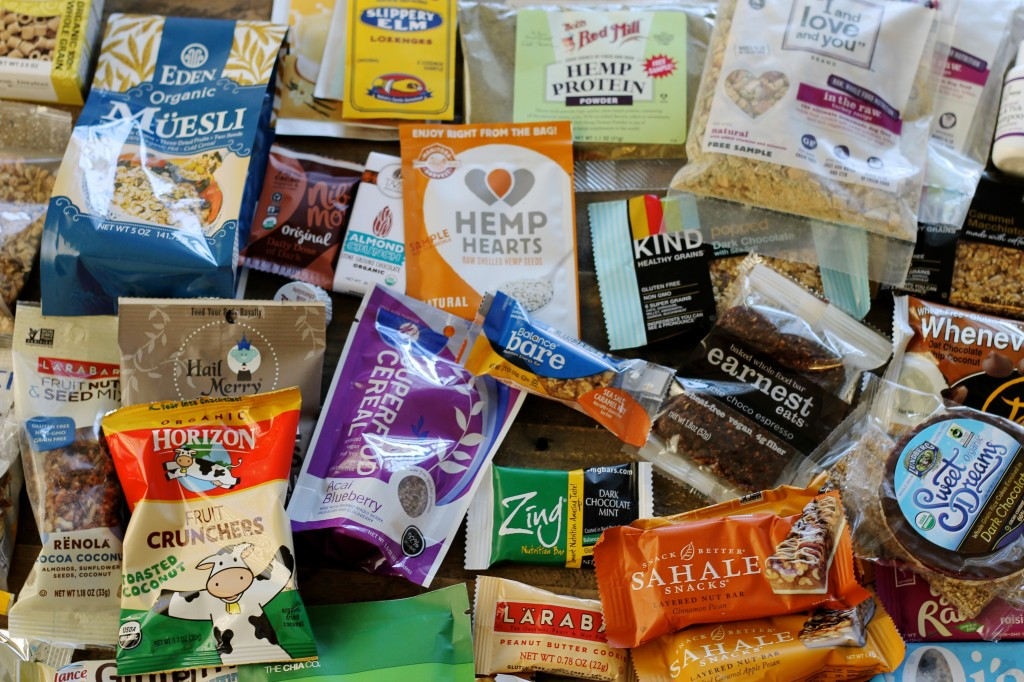 Snack Haul from Natural Products Expo West | www.littlechefbigappetite.com