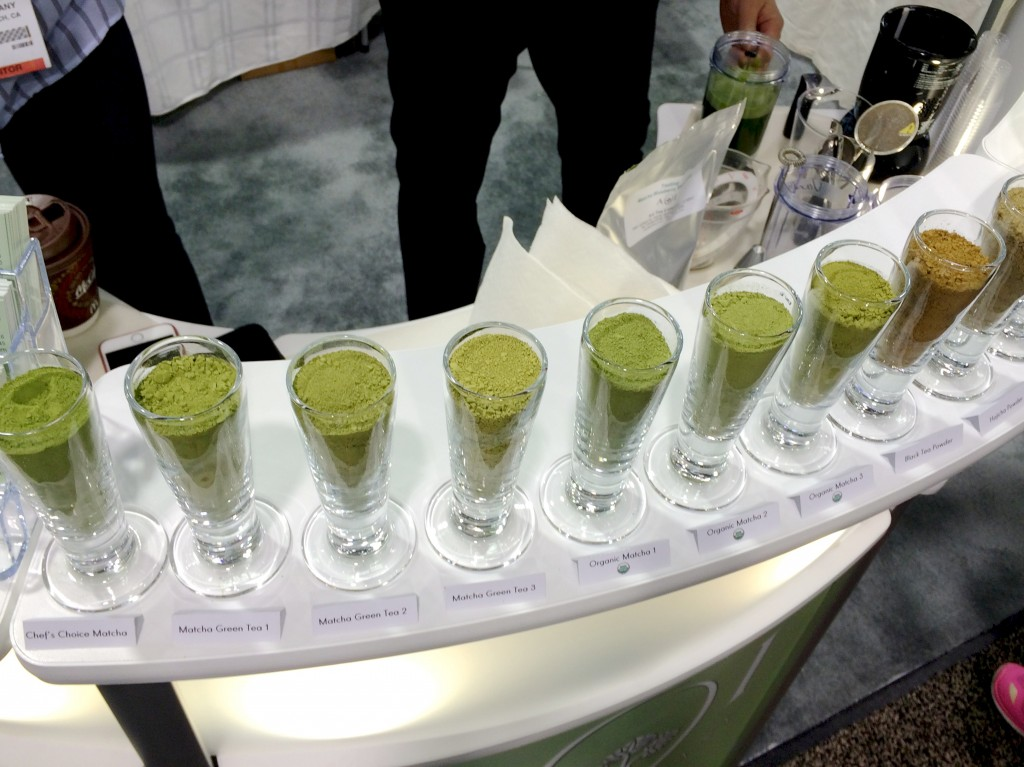 Matcha Tasting  at Natural Products Expo West | www.littlechefbigappetite.com