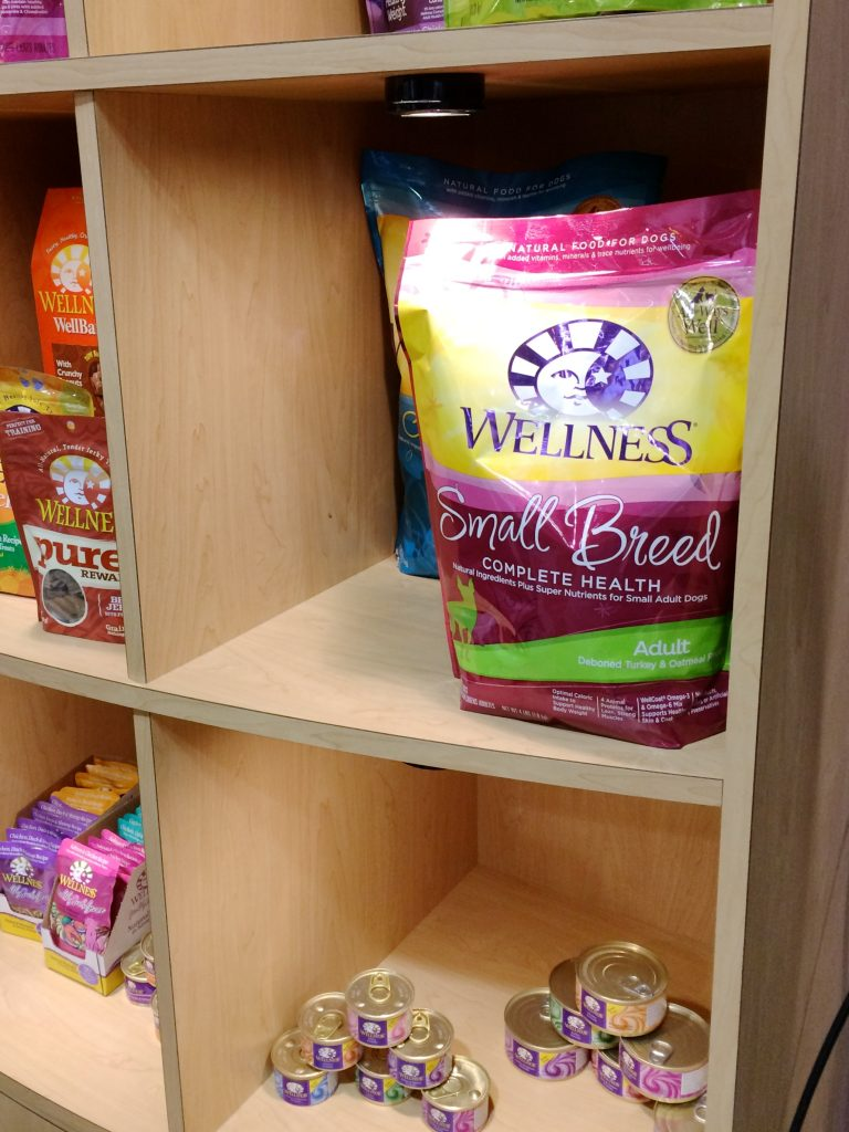 Wellness Dog Food  at Natural Products Expo West | www.littlechefbigappetite.com