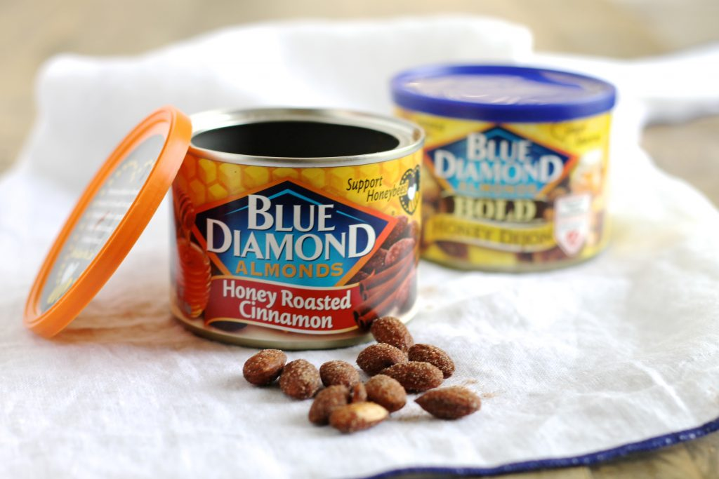 Blue Diamond Honey Roasted Cinnamon Almonds | www.littlechefbigappetite.com