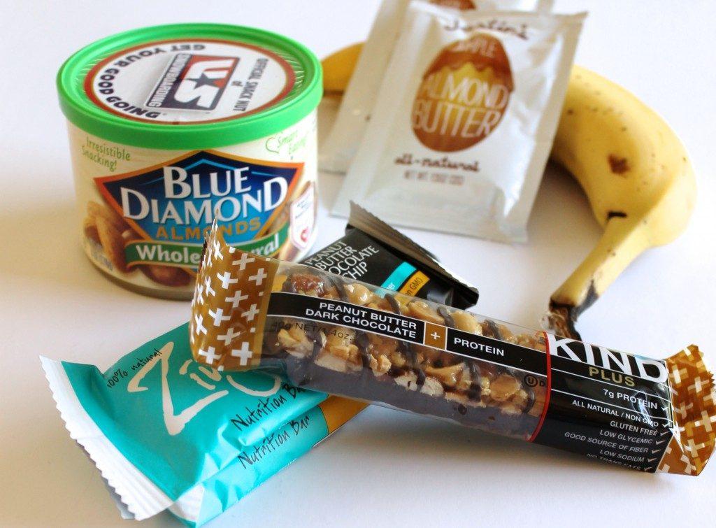 Healthy Travel Snacks | littlechefbigappetite.com