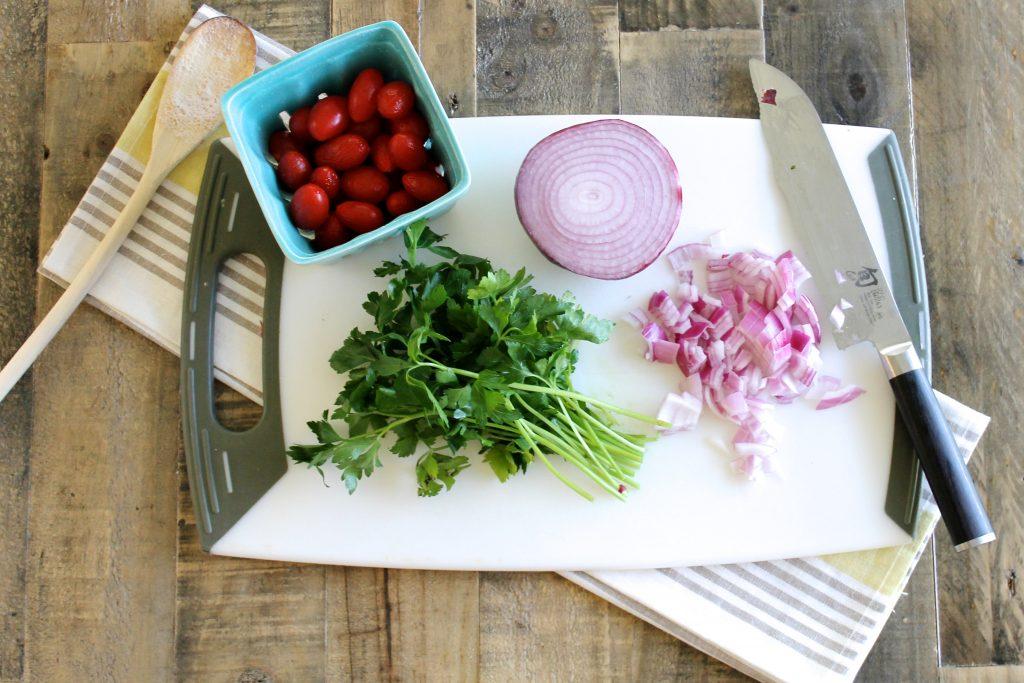 This Week's Meal Plan l www.littlechefbigappetite.com