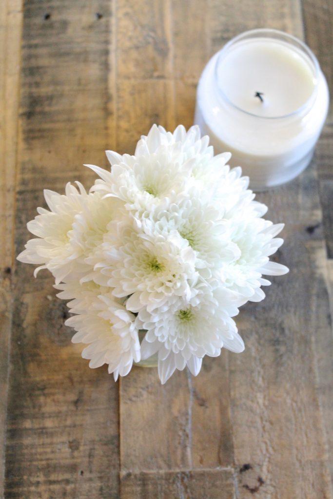 Fresh Flowers -- www.littlechefbiappetite.com