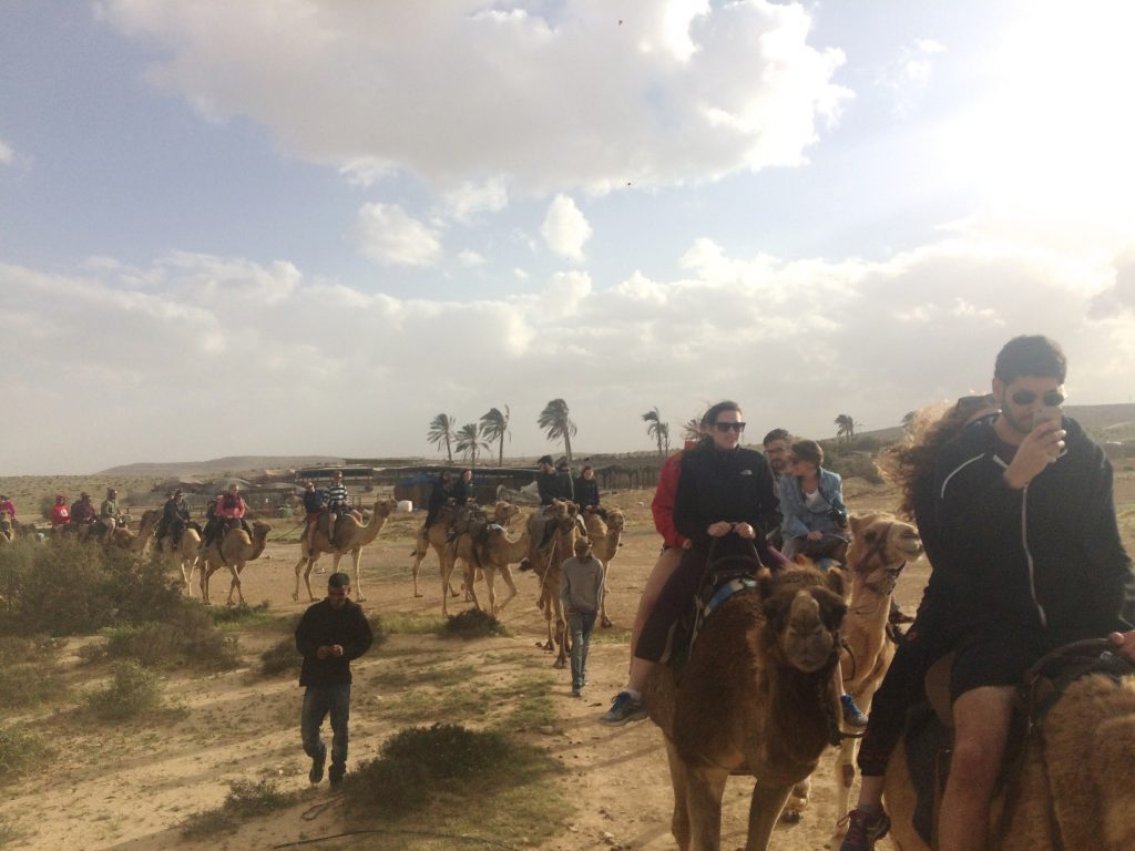 I Went on Birthright Israel and it was AWESOME! l www.littlechefbigappetite.com