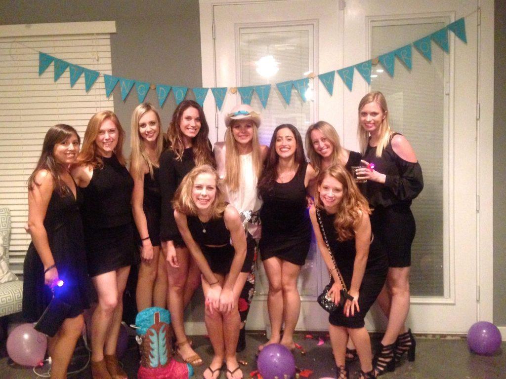 Bachelorette Weekend in Austin, TX! l www.littlechefbigappetite.com