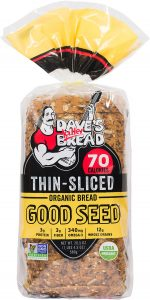 Dave's Killer Bread, Good Seed Thin Sliced