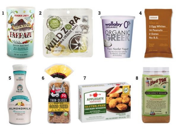 My Recent Favorite Healthy Products