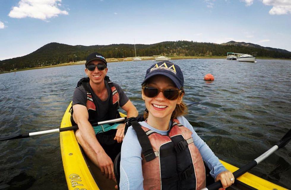Captain John's Kayaking on Big Bear Lake, California ll www.littlechefbigappetite.com