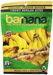 What I'm Loving Lately ll Peanut Butter Barnana ll www.littlechefbigappetite.com