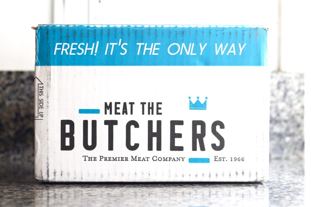 Meat the Butcher Shipping Box | www.littlechefbigappetite.com