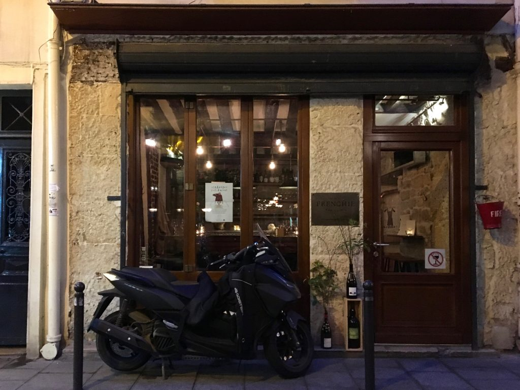 Frenchie's Wine Bar: Where to Go and What to Eat in Paris ll www.littlechefbigappetite.com