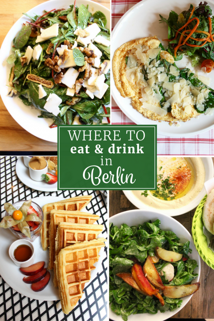 Where to Eat and Drink in Berlin, Germany ll All the best restaurants and wine bars to fit your budget and dietary preferences! ll www.littlechefbigappetite.com