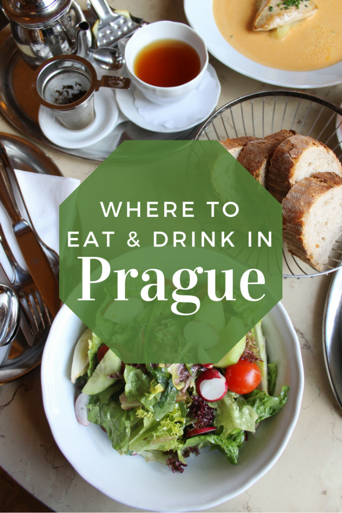 Where to Eat and Drink in Prague ll Something for everyone: Fine-Dining, Healthy, Vegetarian, Cafes, Burgers & More! ll www.littlechefbigappetite.com