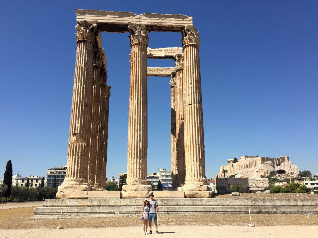 Read all about our Honeymoon in Athens! Where we stayed, what we did and where we ate. ll www.littlechefbigappetite.com