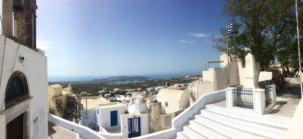 Part Three: Our Honeymoon in Santorini, Greece