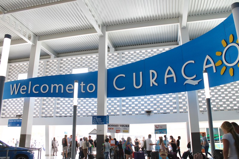Welcome to Curacao Sign Airport | www.littlechefbigappetite.com