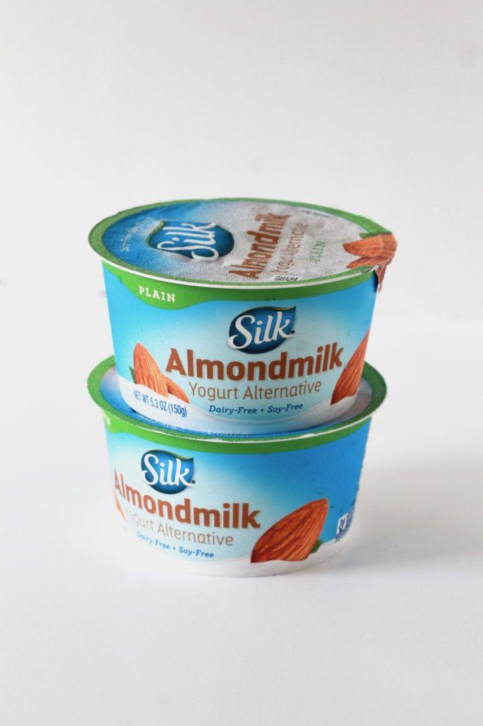 Silk Almond Milk Yogurt | www.littlechefbigappetite.com