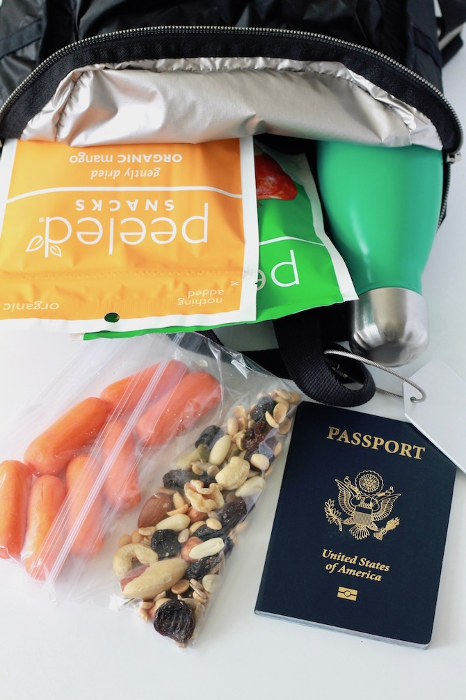 Healthy Travel Snacks | www.littlechefbigappetite.com 3