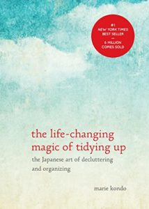 Marie Kondo The Life-Changing Magic of Tidying Up Book