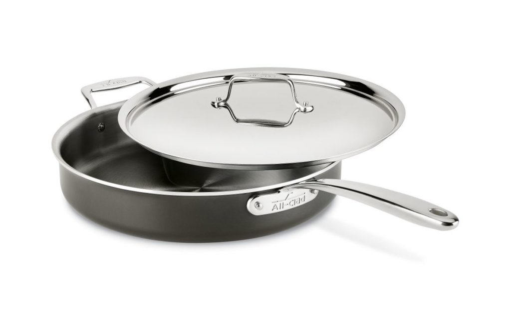 All Clad 6 qt. Sauté Pan Review