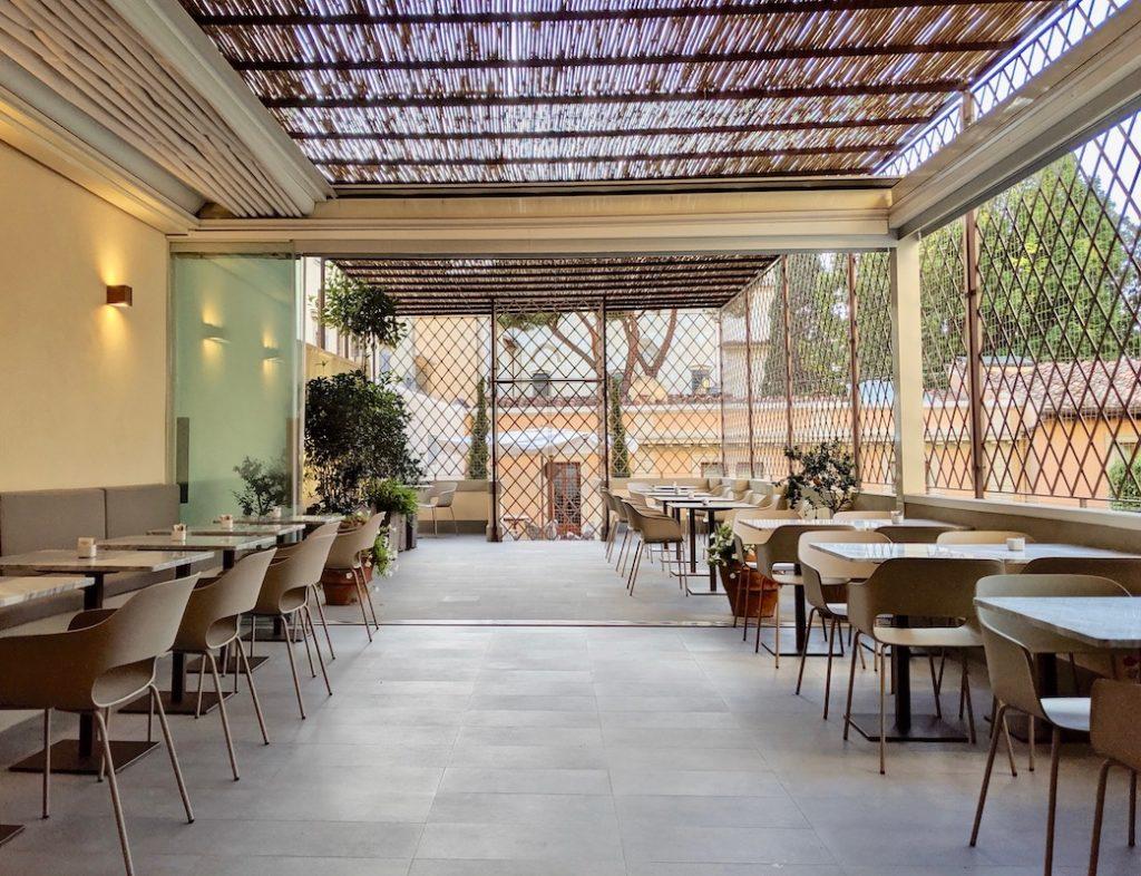 Hotel Orto de Medici Breakfast Room| littlechefbigappetite.com