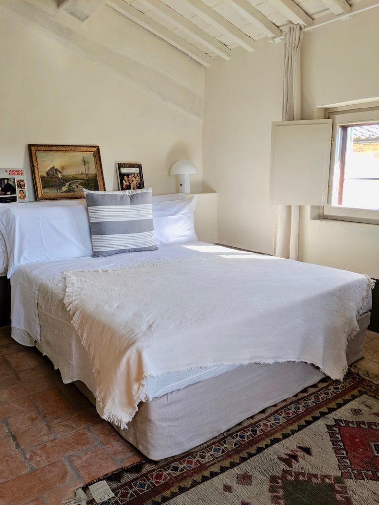 Ca Bianca Bedroom| littlechefbigappetite.com