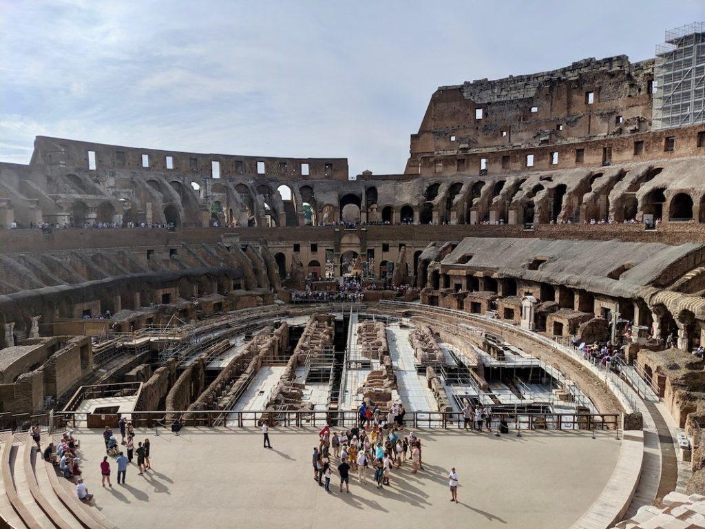 Colosseum Rome | littlechefbigappetite.com