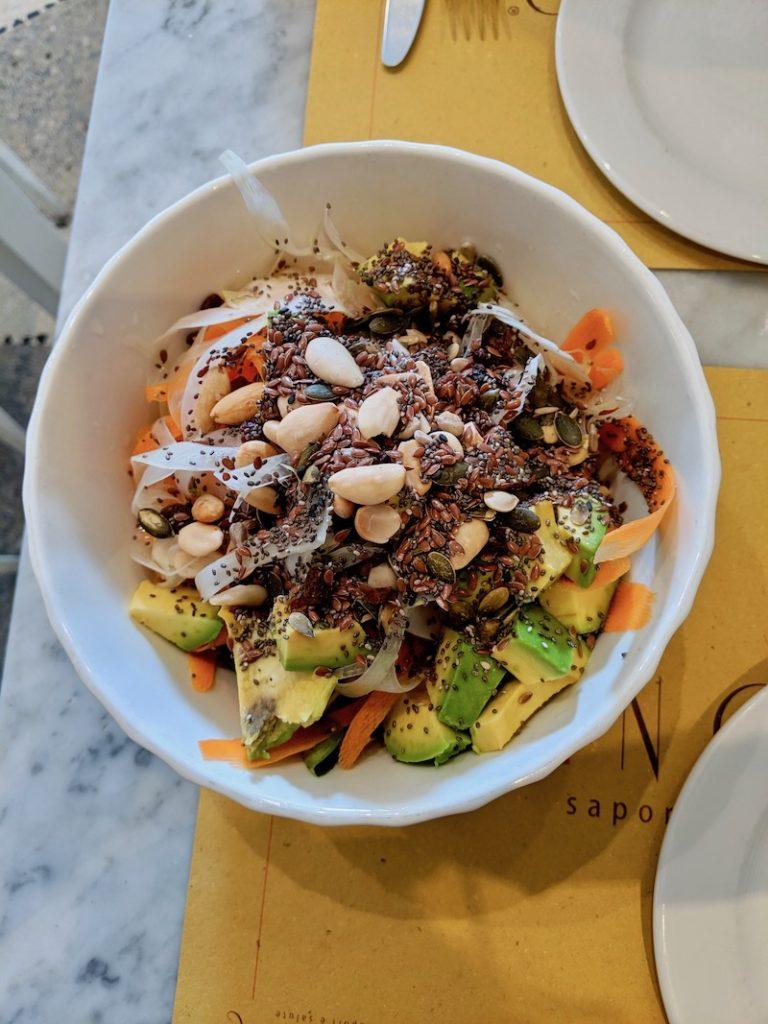 Ginger Restaurant Rome | littlechefbigappetite.com