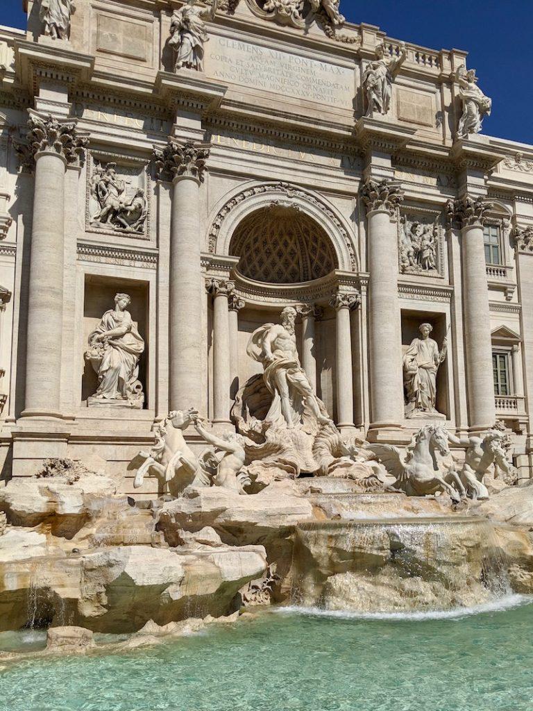 Trevi Fountain Rome | littlechefbigappetite.com